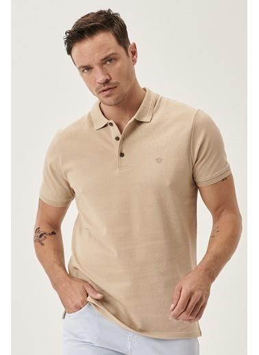 Beymen Business Beymen Business T-Shirt Bej